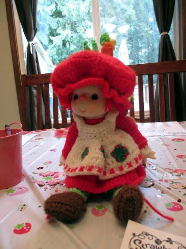 Strawberry Shortcake Party Skip To Mellu