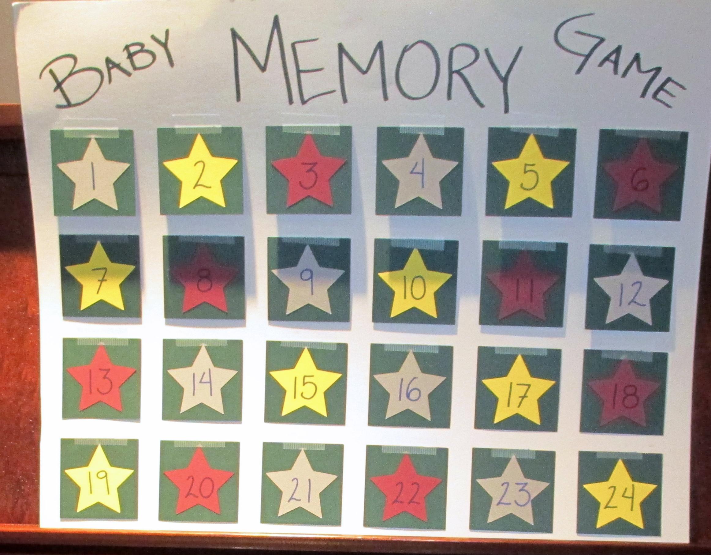 baby shower memory game skip to mellu